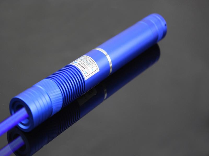 レーザーポインター青