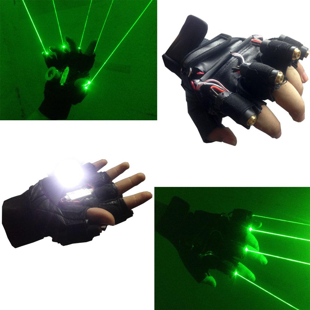 LED レーザー 手袋
