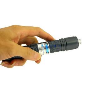 防水 出力200mW レーザーポインター 緑 高出力 マッチ点火可能