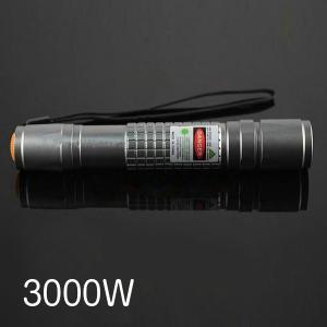 防水100mW 高出力グリーンレーザーポインター