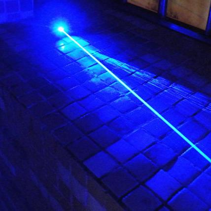 青レーザーポインター 2000mw