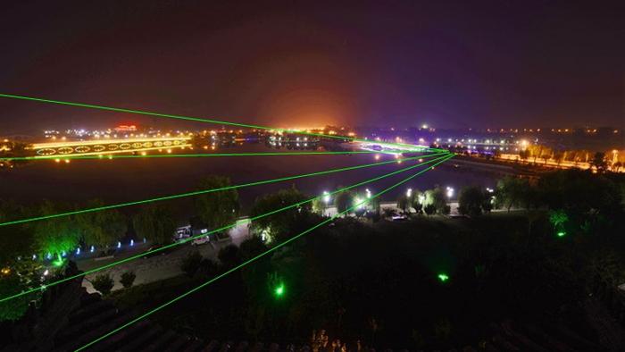 10000mW 緑レーザー