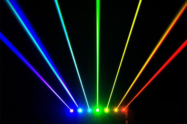 天の星 5in1レーザー光線