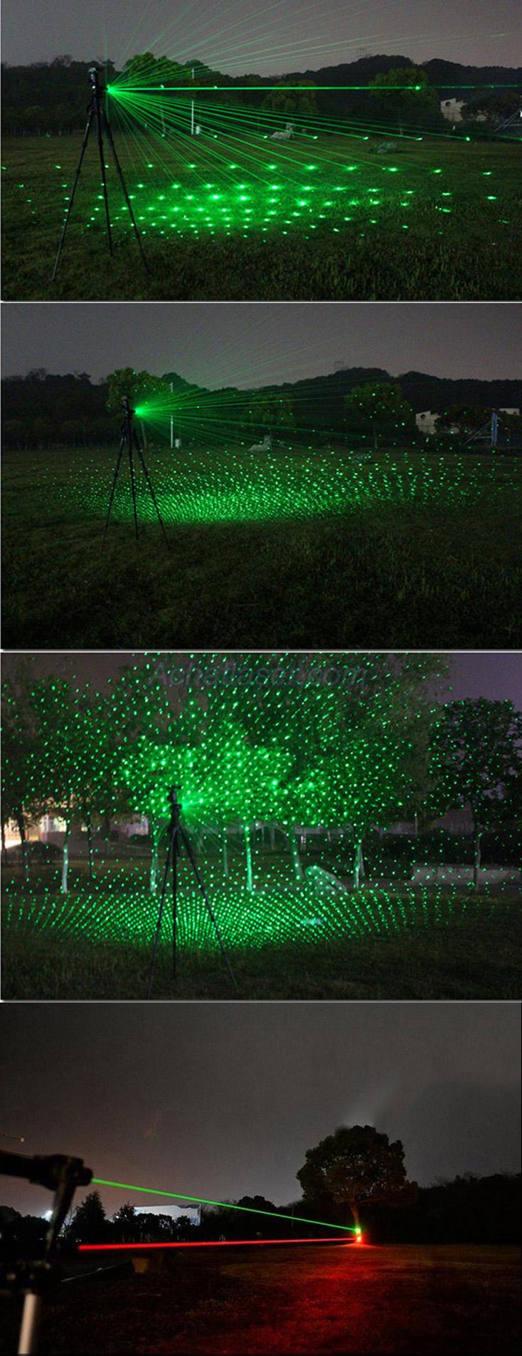 HTPOW  10000mw緑色レーザーポインター格安販売光束