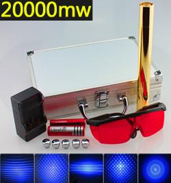 20000mwレーザーポインター